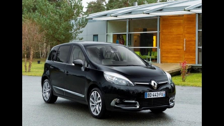 Renault apresenta minivans Scénic e Grand Scénic com visual renovado na Europa