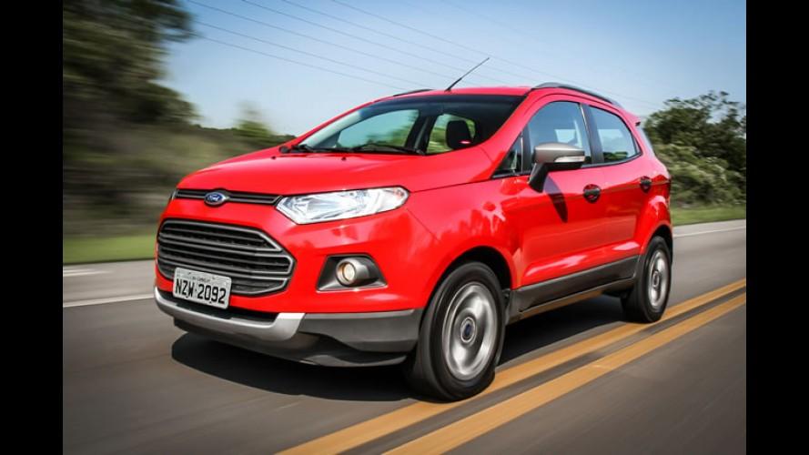 Ford deverá lançar EcoSport na Europa nos próximos 12 meses