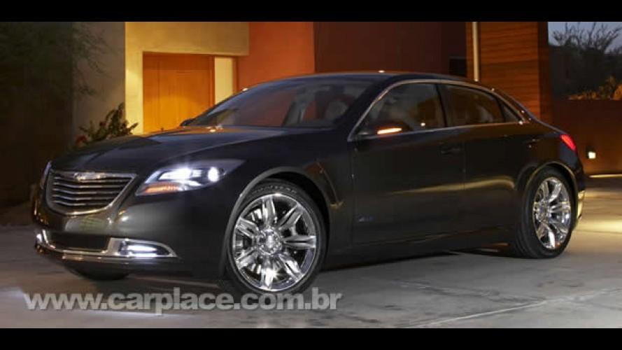 Chrysler entra em concordata nos Estados Unidos - Fiat assume parte do controle