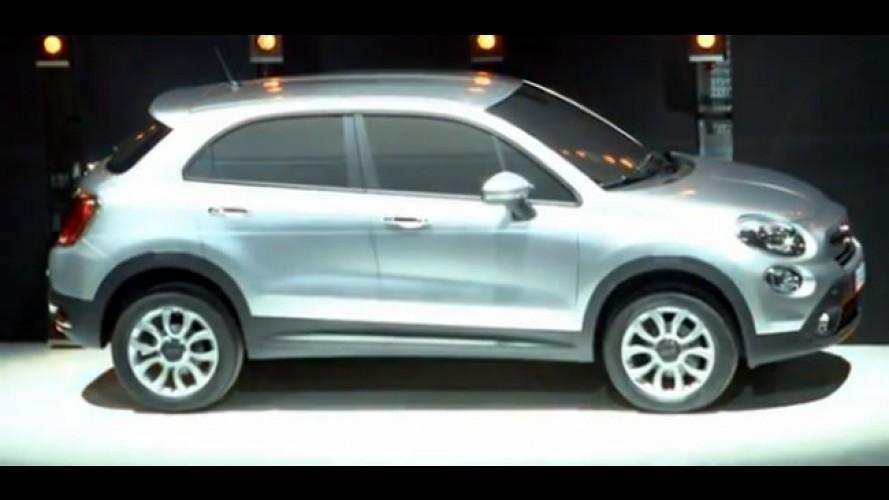 Novo crossover compacto da Fiat se chamará Trekking e chega em 2013