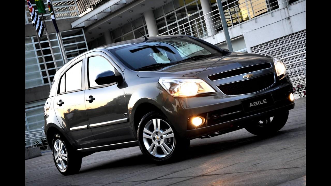 GM Brasil se surpreende com metas de redução de consumo e promete inovações