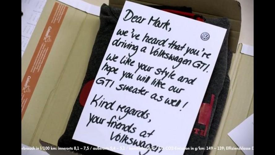 Vídeo: Zuckerberg do Facebook, dono de um Golf GTI, ganha presente da Volkswagen