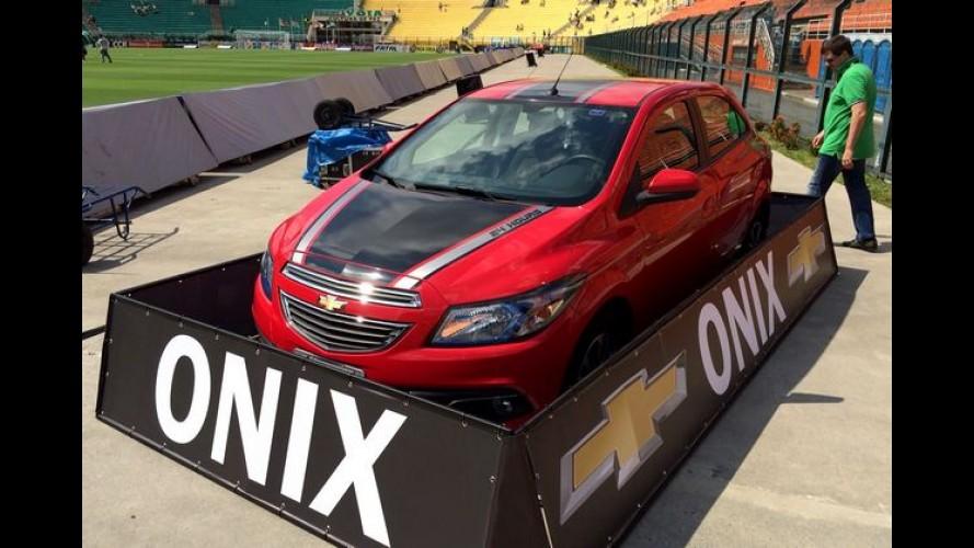 Chevrolet patrocina 22 estaduais de futebol em 2014