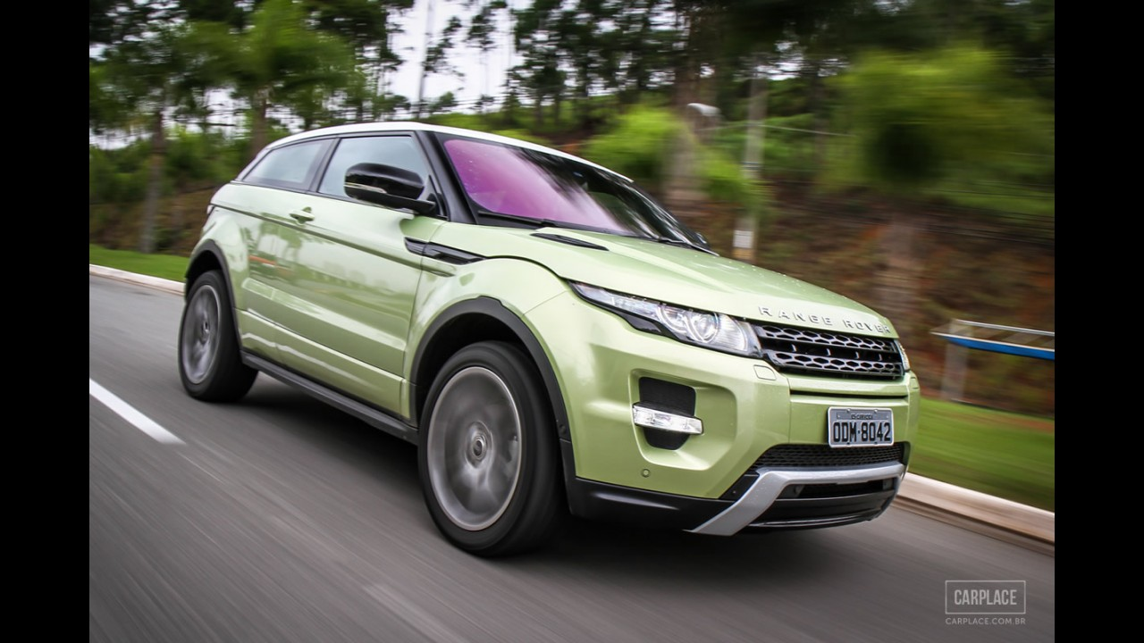 Análise CARPLACE 2013: Evoque domina entre SUVs/Crossovers Premium