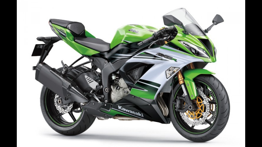 Kawasaki Ninja ganha versões especiais em comemoração aos 30 anos