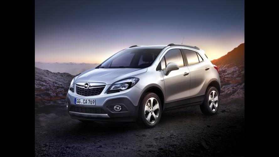 Irmão gêmeo do Buick Encore, Opel Mokka tem primeiros detalhes oficias revelados