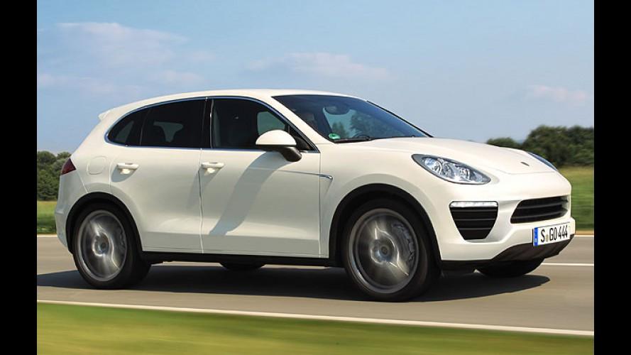 Porsche Cajun usará plataforma e motor V6 diesel da Audi