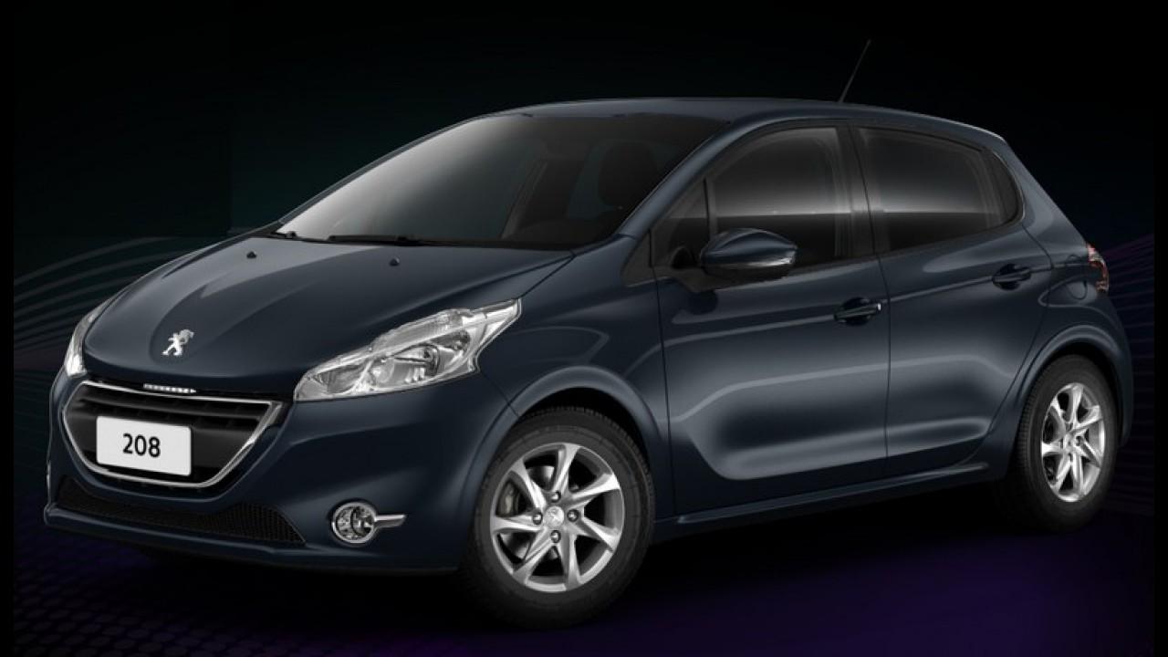 Peugeot 208 ganha versão Active Pack 1.5 por R$ 42.990