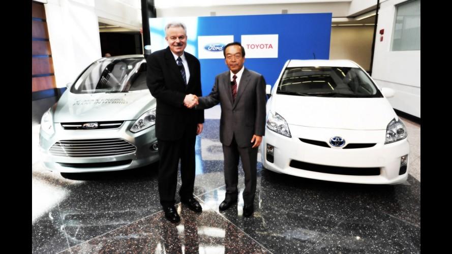 Toyota e Ford desfazem parceria para desenvolvimento de híbridos