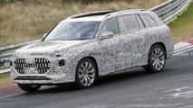 Audi Q9 (2023) wirft seinen XXL-Körper über den Nürburgring