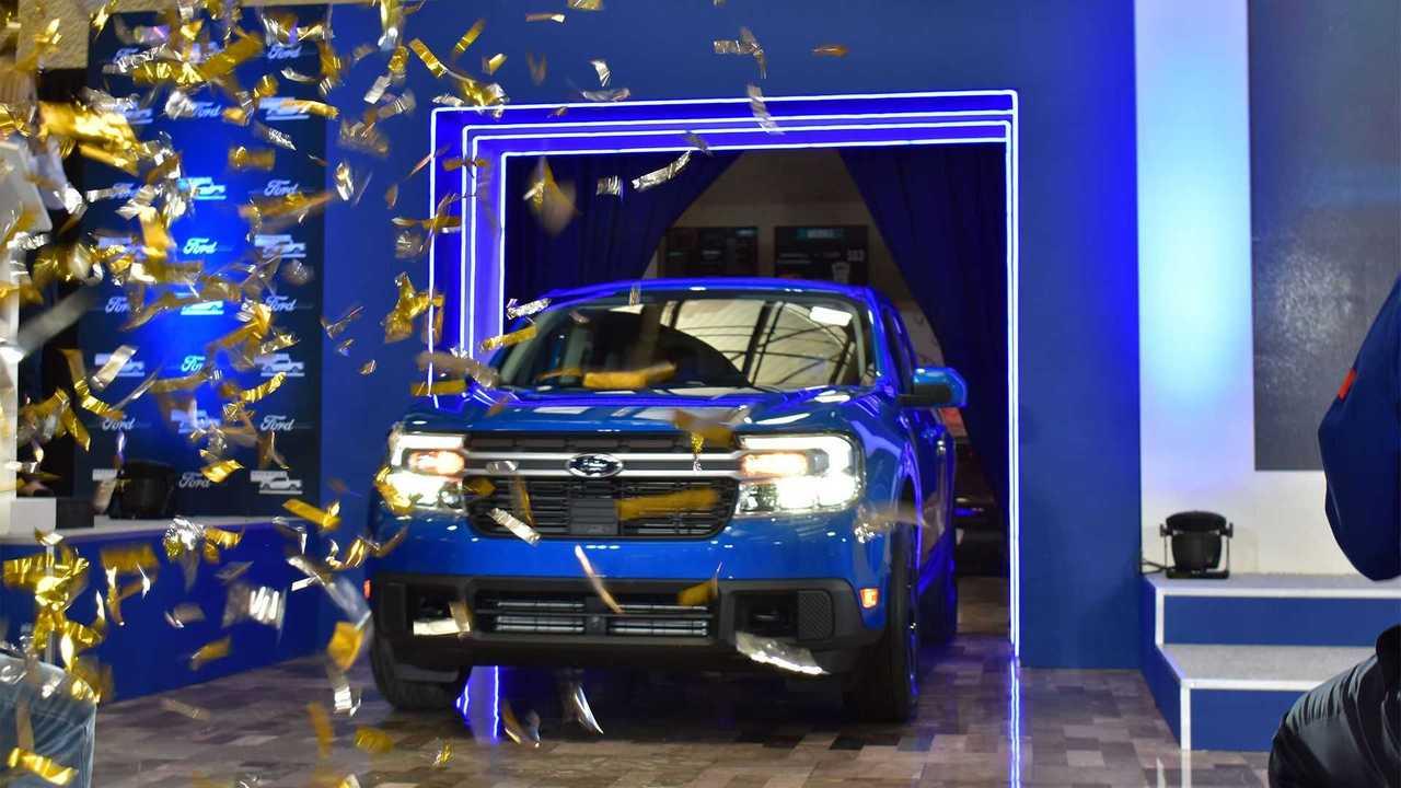 Ford Maverick Starts Production in Hermosillo in Mexico