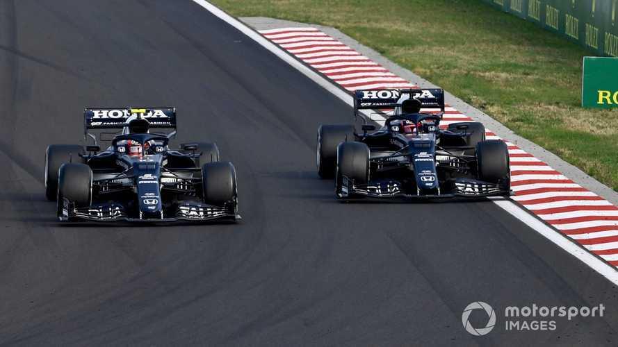 AlphaTauri retains Gasly and Tsunoda for F1 2022