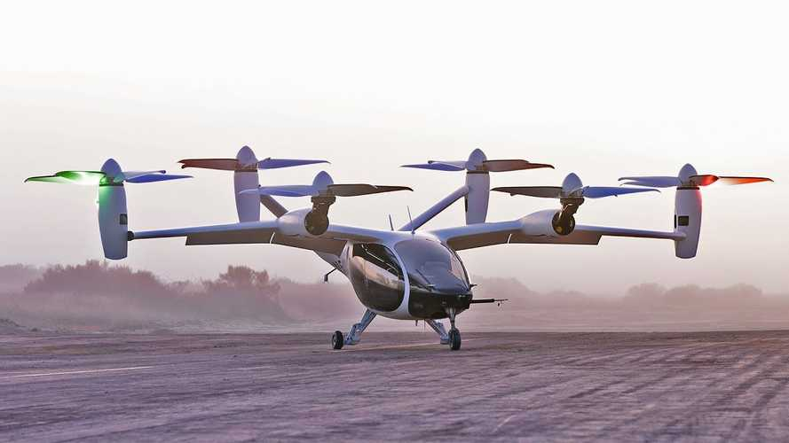 Op-Ed: Diving Into The Electric Air Taxi Fallacy