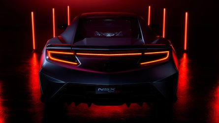 Honda NSX Type S teased for the last time ahead of 12 August debut