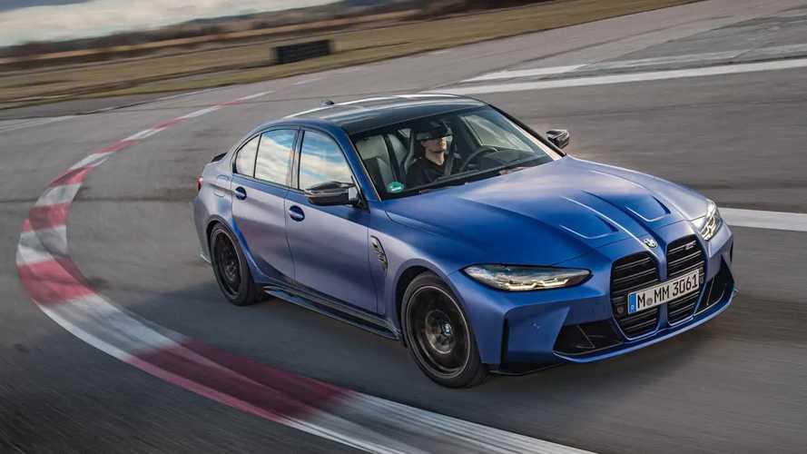 BMW Individual Dihadirkan dalam BMW M3 dan BMW M4 Coupe Terbaru