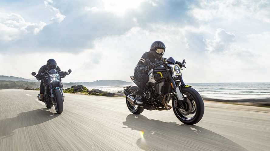 CFMoto Expected To Launch Retro-Styled 700 CL-X Sport Soon