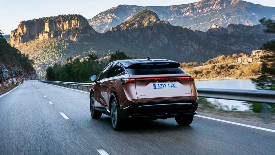 Nissan Ariya Soon Will Be Available For Pre-Order In Norway