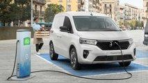 Nissan Townstar: Nachfolger des e-NV200 bekommt CCS-Ladetechnik
