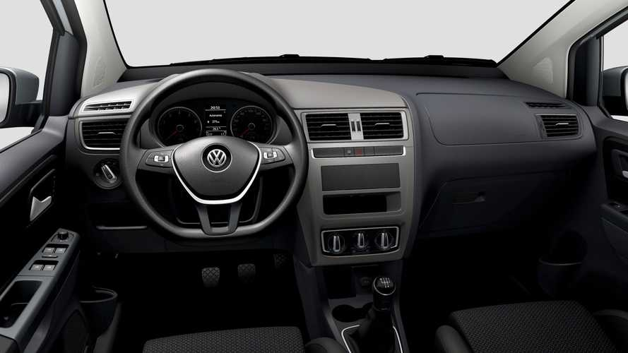 VW Fox Sold In Brazil Without Any Infotainment Due To Chip Shortage