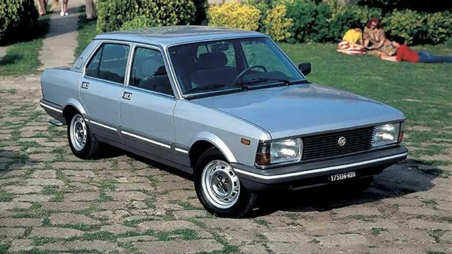 Fiat Argenta, l'ultima trazione posteriore di Mirafiori
