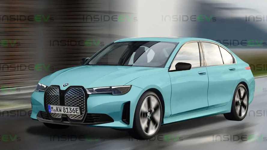 """BMWs """"Neue Klasse"""" unterstützt angeblich auch PHEVs"""