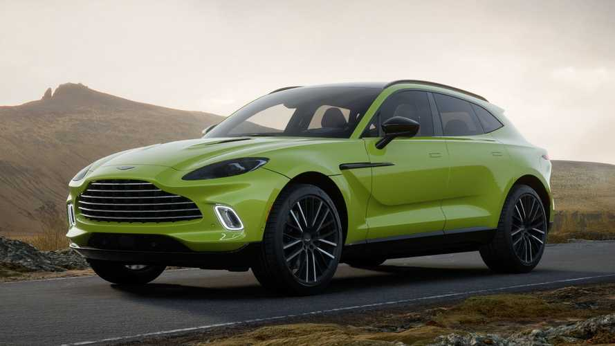 Aston Martin Sales Rose By 224 Percent In H1 2021 And You Know Why