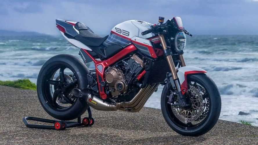 Fenix: 2021 Honda CB650R