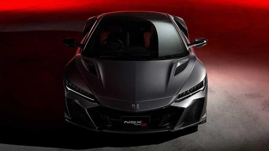 Acura NSX Type S Dibanderol Rp3,6 Miliar di Jepang, Hanya 30 Unit