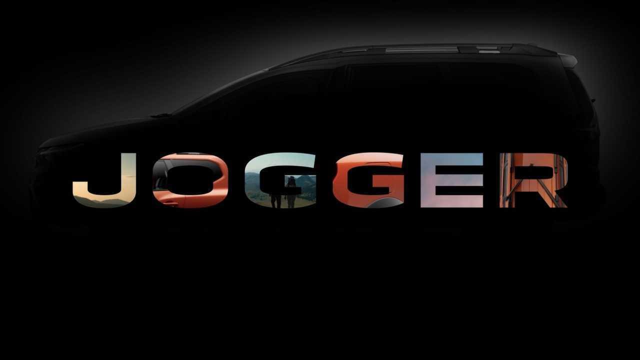 2022 Dacia Jogger teaser