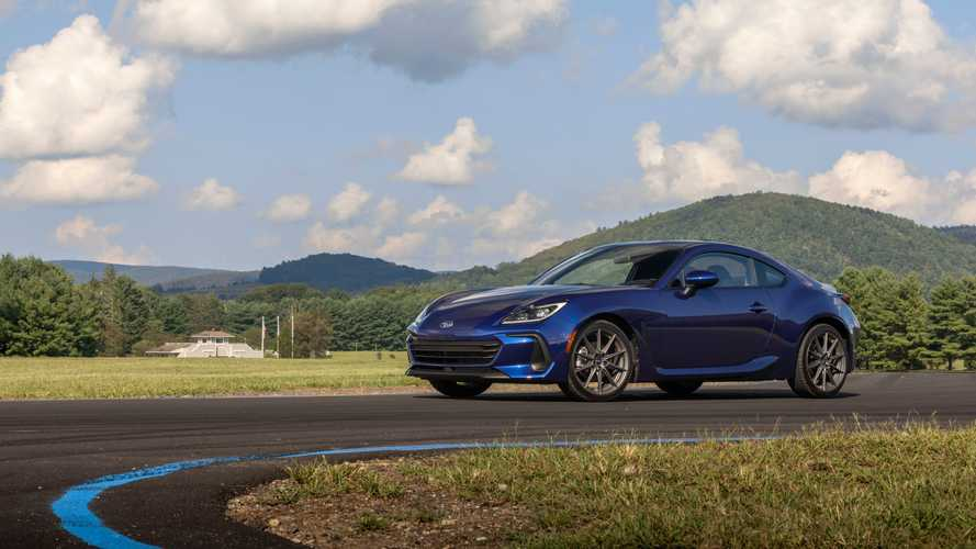 2022 Subaru BRZ: First Drive