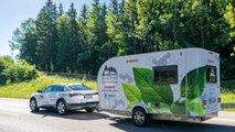 Dethleffs E.Home: Wohnwagen mit eigenem E-Antrieb und Akku