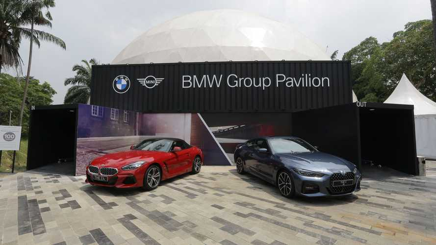 BMW Group Driving Experience 2021 Hadirkan New 320i Dynamic