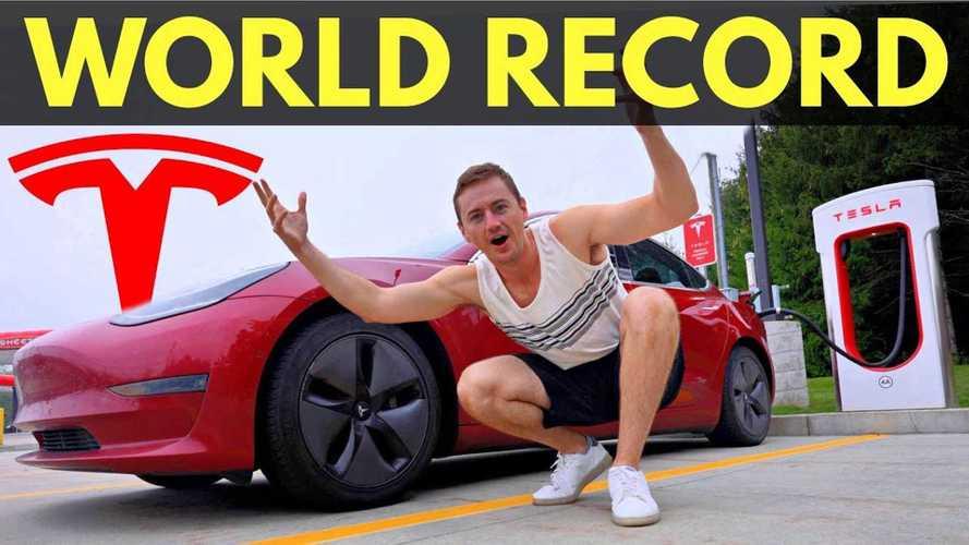 Tesla Model 3 Mission To Use 2 Million Free Supercharging Miles