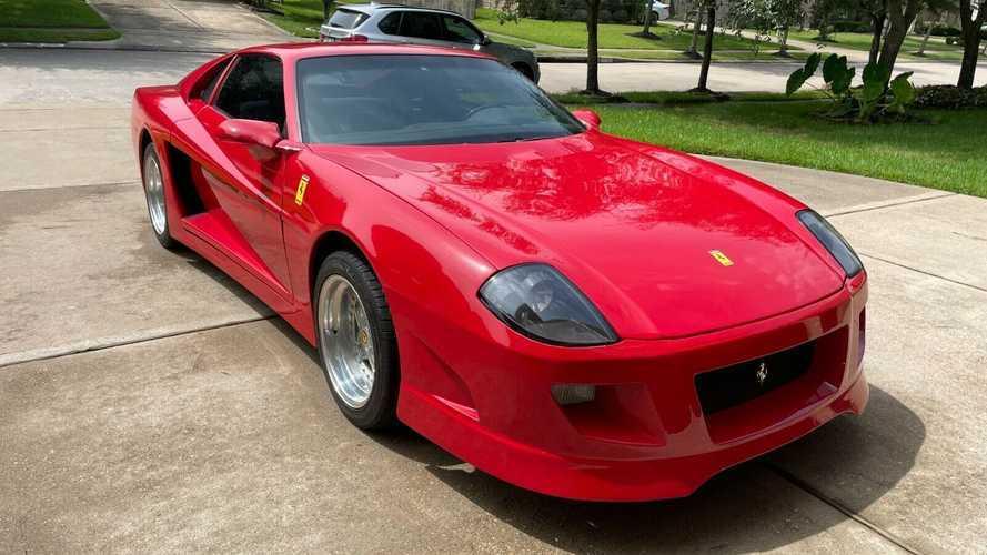 Valakinek megért hárommillió forintot ez a Ferrarivá alakított Chevy Camaro