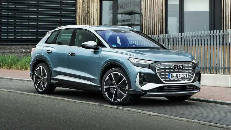 В семействе Audi Q4 e-tron появились 2 новинки
