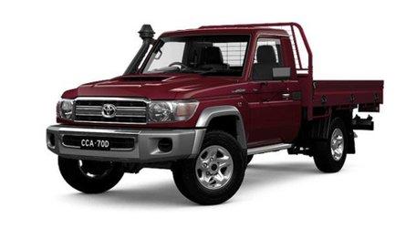 Toyota Land Cruiser 70 seit 37 Jahren in Produktion, kriegt Facelift
