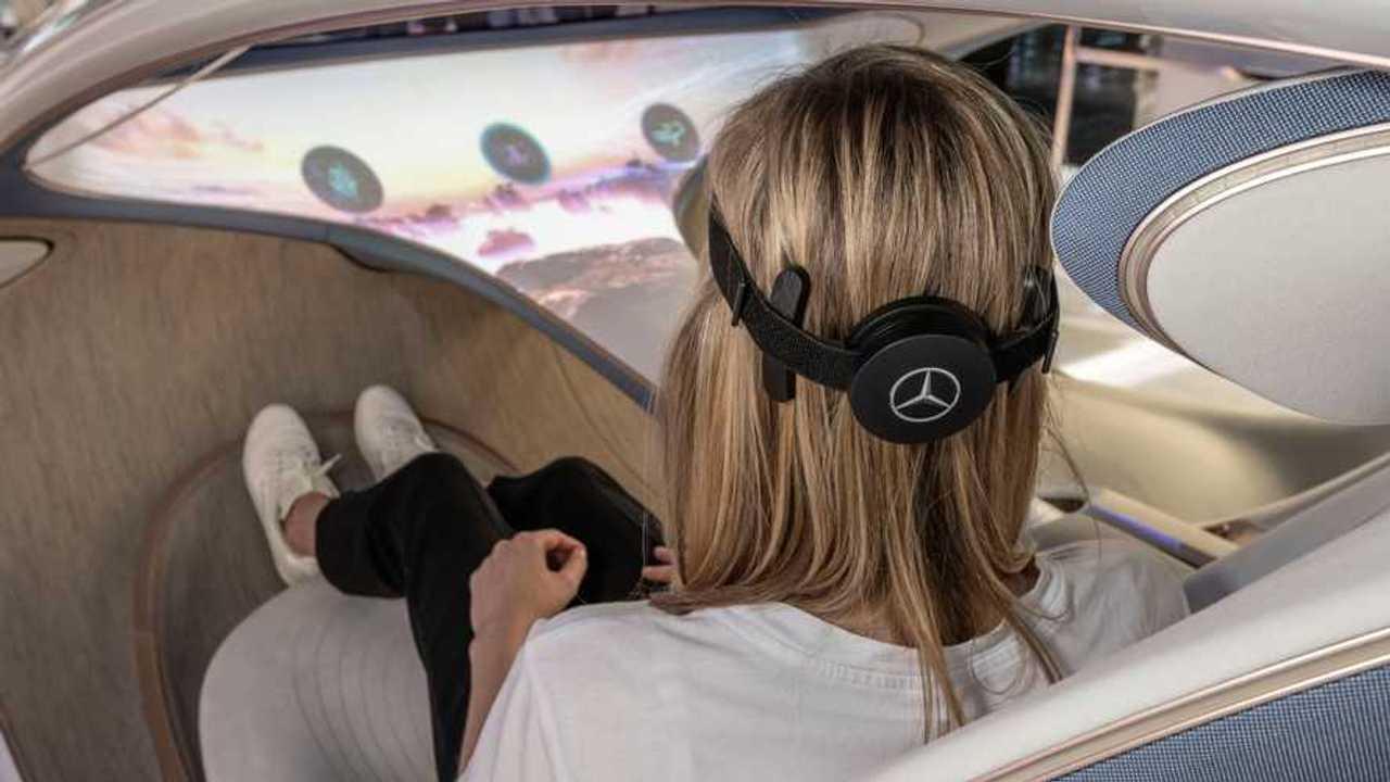Mercedes zeigt BCI-Technik im Concept AVTR
