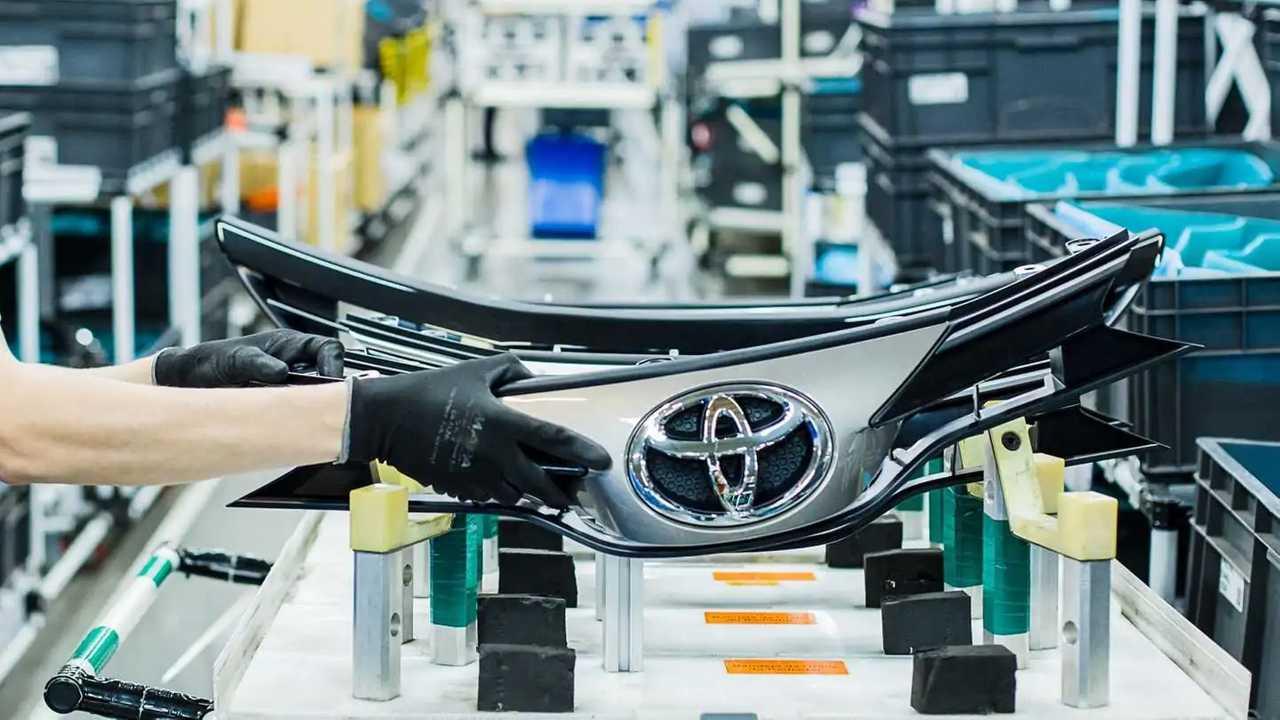 Fábrica Toyota Sorocaba