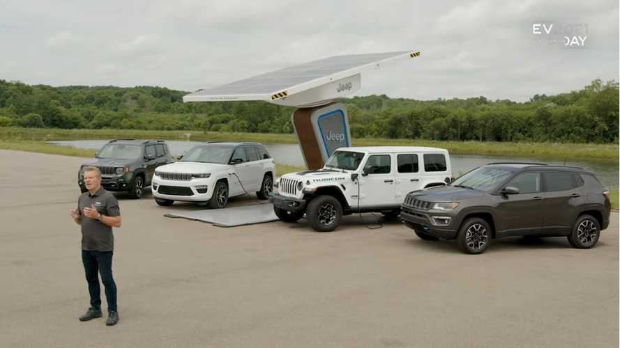 Jeep Commits To Electric Future: Check Out Jeep EV Day 2021