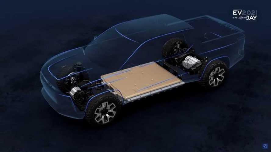 Ram 1500 EV, cosa sappiamo del pick-up elettrico di Stellantis