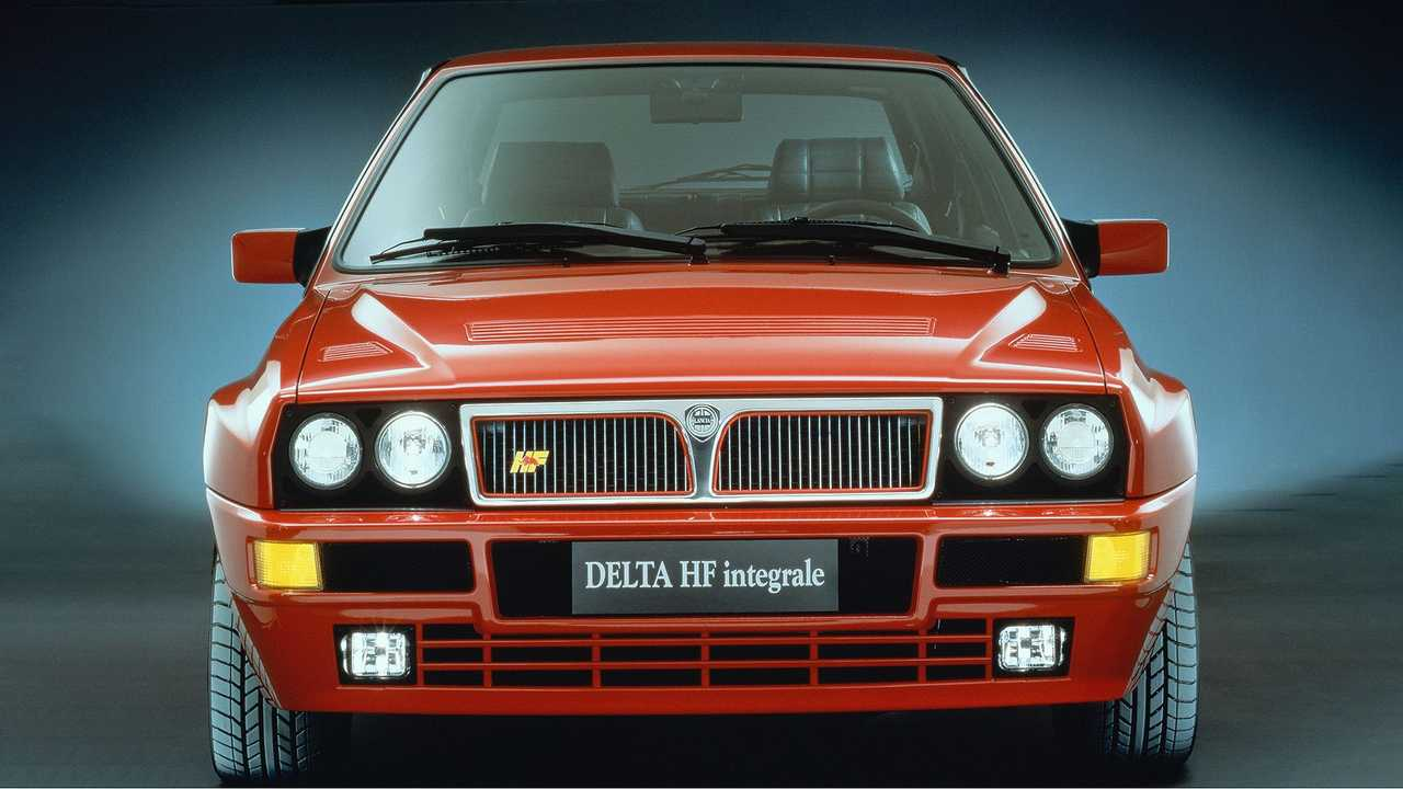 Lancia Delta: Der Klassiker kehrt 2026 als Elektroauto zurück