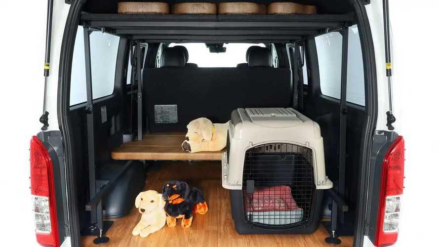 Dog Van на базе Toyota Hiace