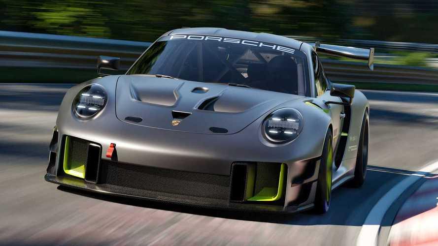 Porsche посвятила особый 911 GT2 RS Clubsport команде Manthey