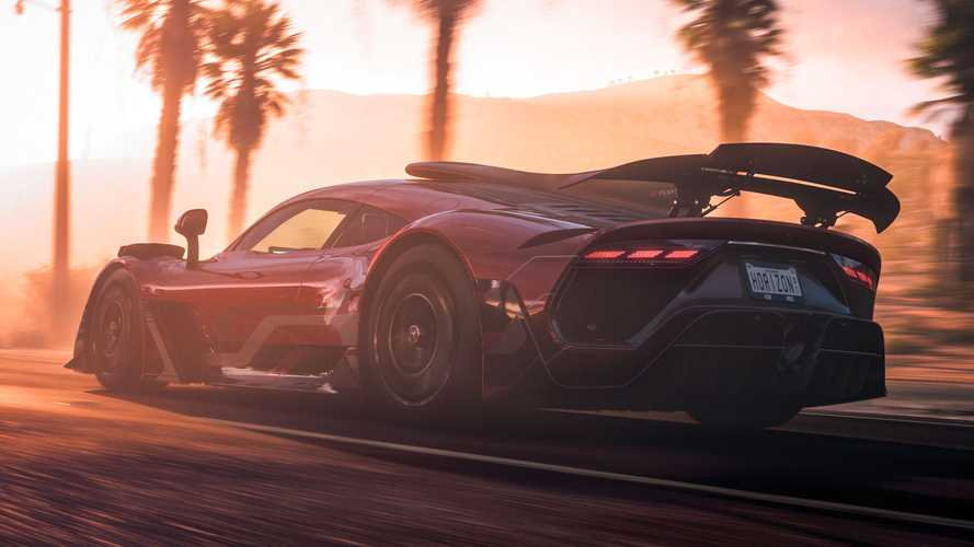 """Mercedes-AMG Project One """"Forza Horizon Edition"""""""
