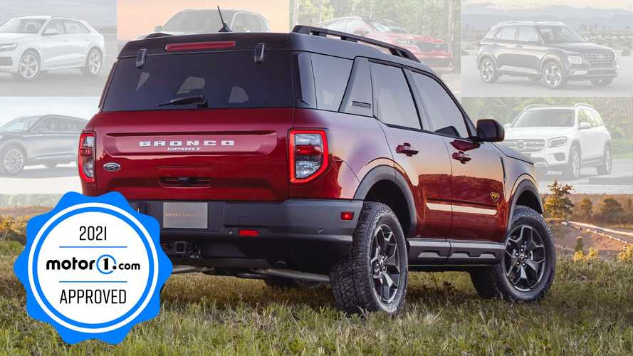 Best SUVs For 2021