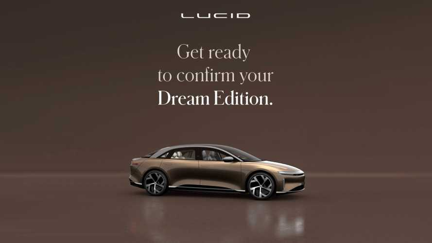 Is Lucid Preparing To Kick Off Of Air Dream Edition Deliveries?