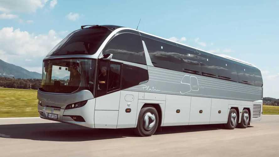 MAN, all'autobus Neoplan Cityliner il premio 'Coach of the Year'