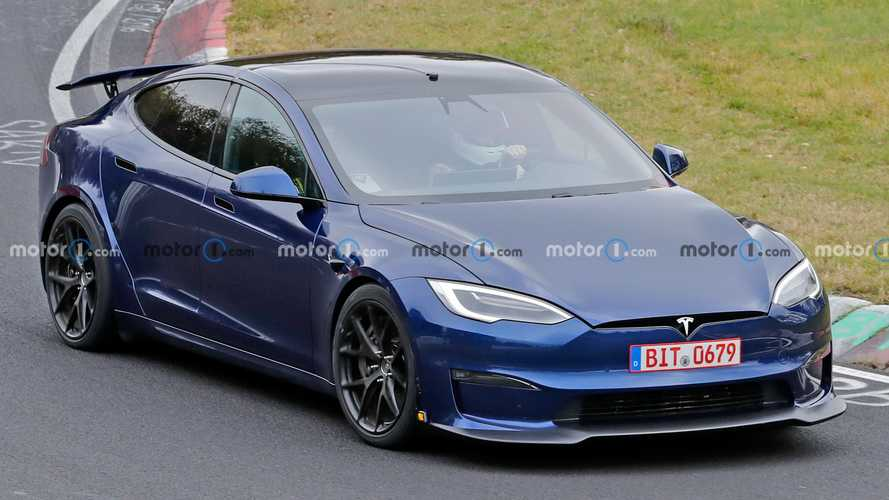 Tesla, Model S Plaid+'a yeniden yeşil ışık yakmış olabilir mi?