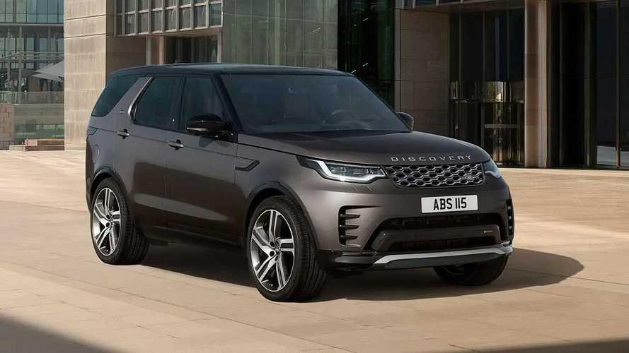 Land Rover Discovery 2023 Metropolitan Edition
