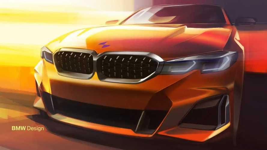 Novo BMW Série 3 será elétrico com mais de 700 km de autonomia
